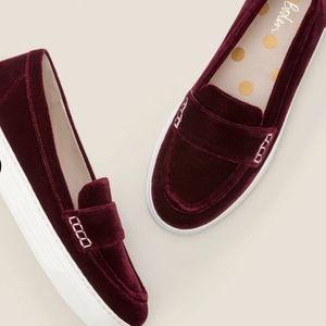 Boden Slip-On Loafer Sneakers